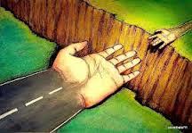 break down walls (hands)